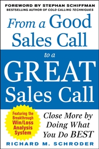From a Good Sales Call to a Great Sales Call
