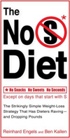 The No-S Diet cover