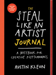 Steal Like an Artist Journal cover